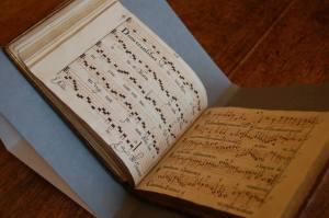 Manuscript Display